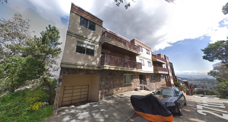 550 27th Street, via Google Street View