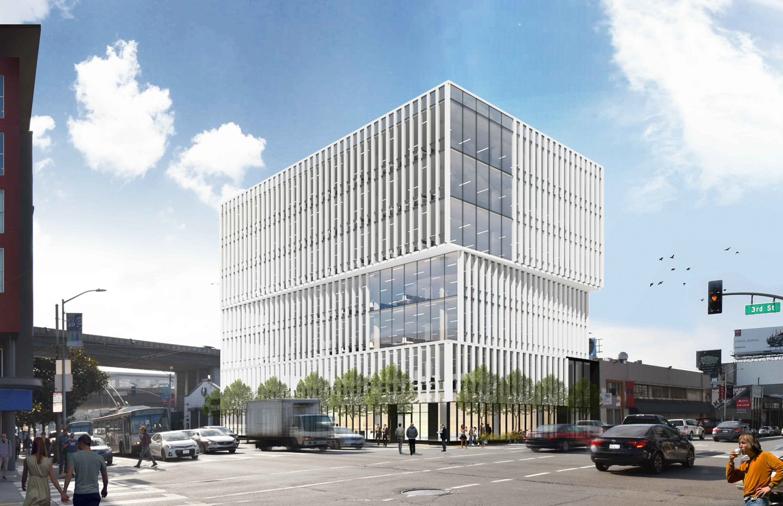 701 Harrison Street, design by Iwamottoscott Architecture