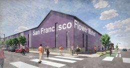 901 16th Street San Francisco Wholesale Flower Market, design by Jackson Liles Architecture