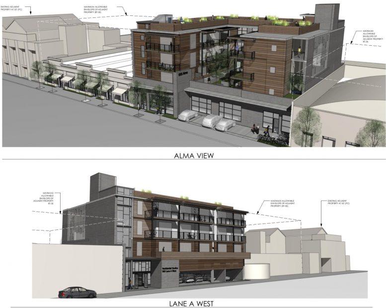 955 Alma Street, Palo Alto Street Views