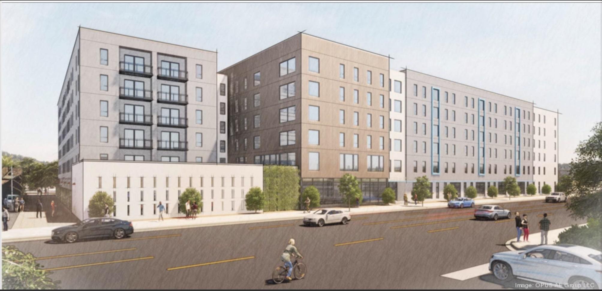 OPUS Student Housing Folsom Boulevard