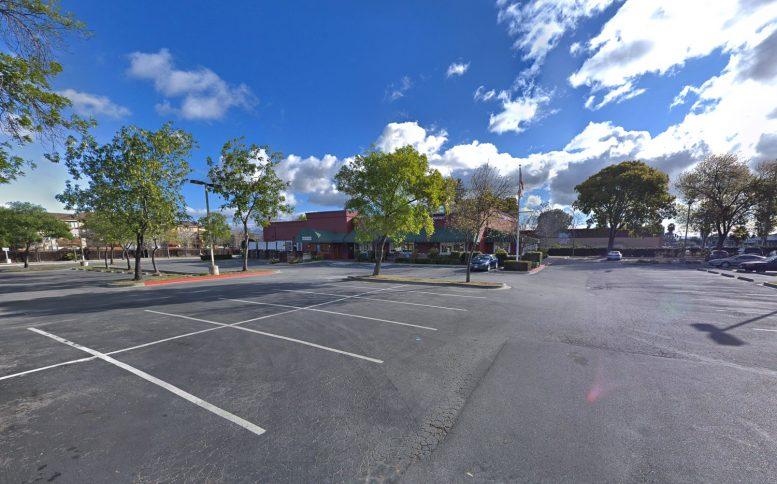 1007 Blossom Hill Road, image via Google Street View