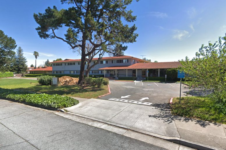1050 Saint Elizabeth Drive, image via Google Street View