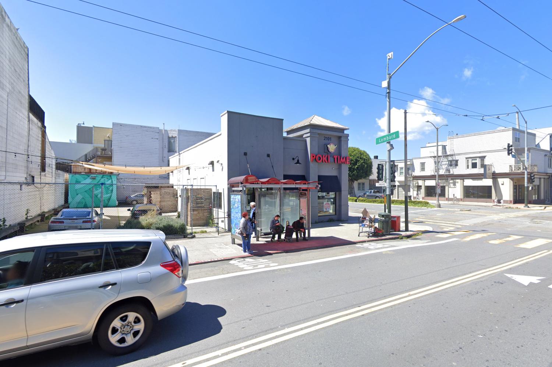 2101 Lombard Street, via Google Street View