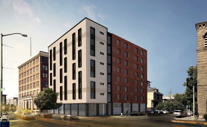 2125 Telegraph Avenue, rendering by Gensler