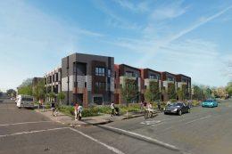 2400 Filbert Street via Levy Design Partners