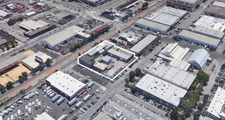 2800 3rd Street, image via Google Satellite