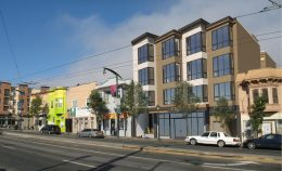 4712-4720 3rd Street, rendering by Schaub Ly Architects