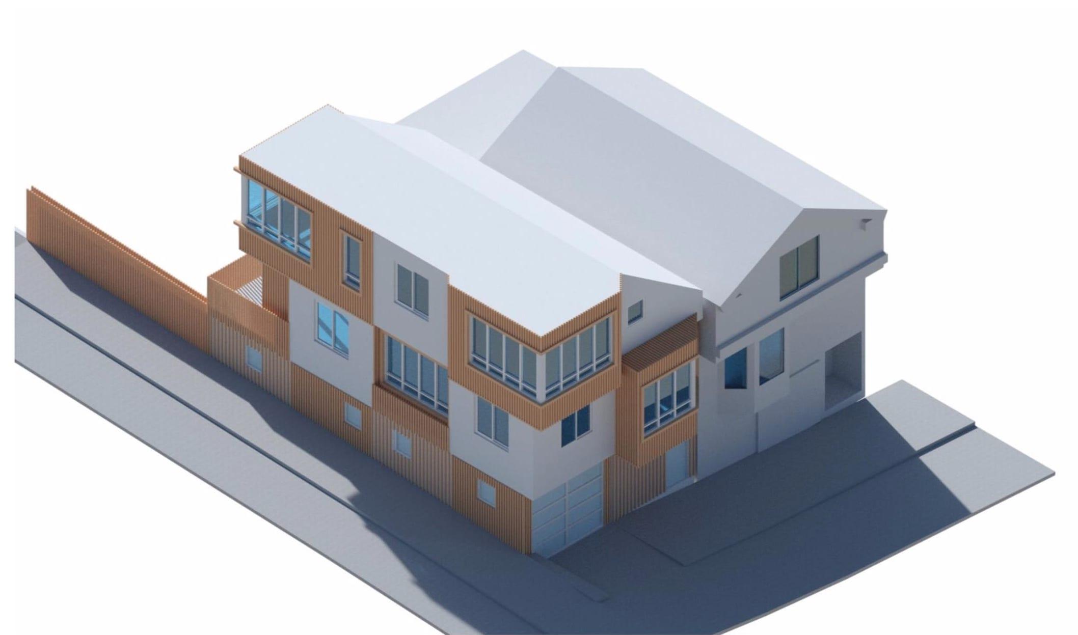 510 Crescent Avenue 3D View