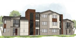 5842 Carson Drive, rendering by JDA Architects