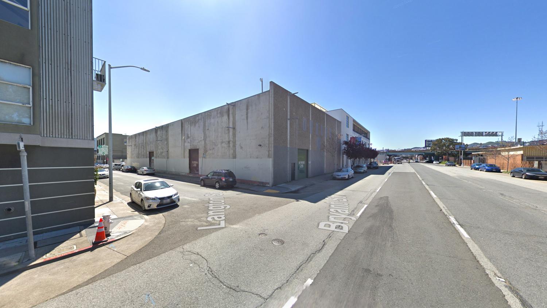 925 Bryant Street, image via Google Street View