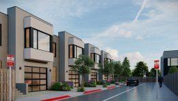 Pacific Villas 0 Guttenberg Street 3D View