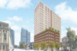 1510 Webster Street, rendering via oWow