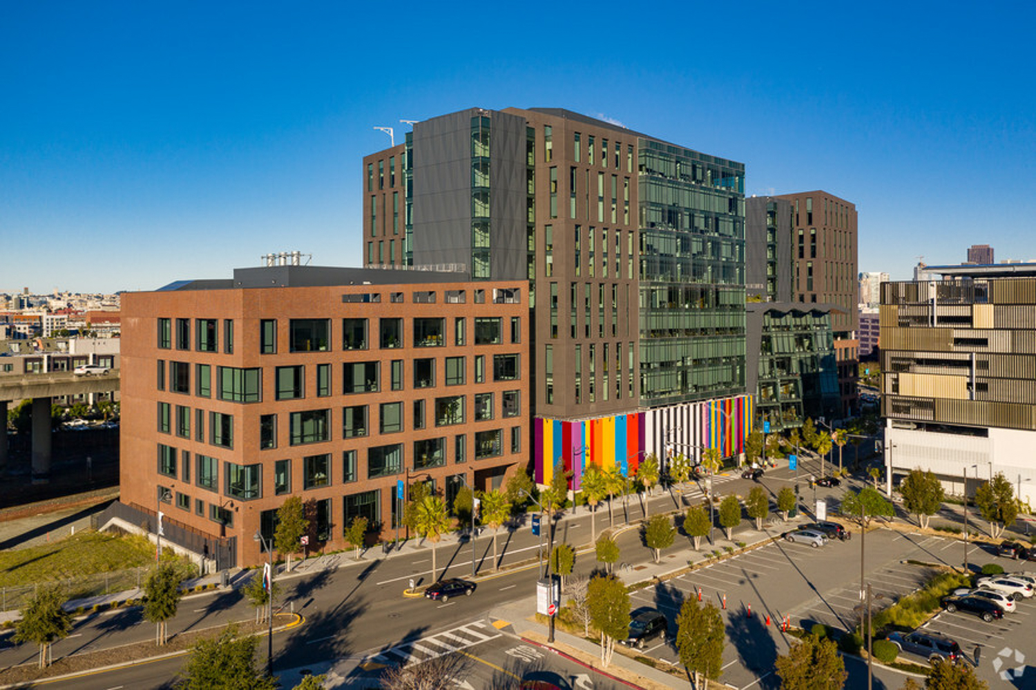 1800 Owens Street, design by Flad Architects