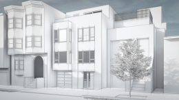 1868 Greenwich Street, image by Nova Designs + Builds