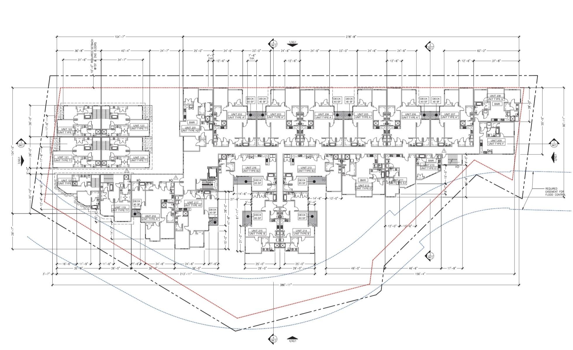 3483 Golden Gate Way Second Floor Plan
