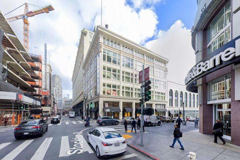 48 Stockton Street, image from Google Street View