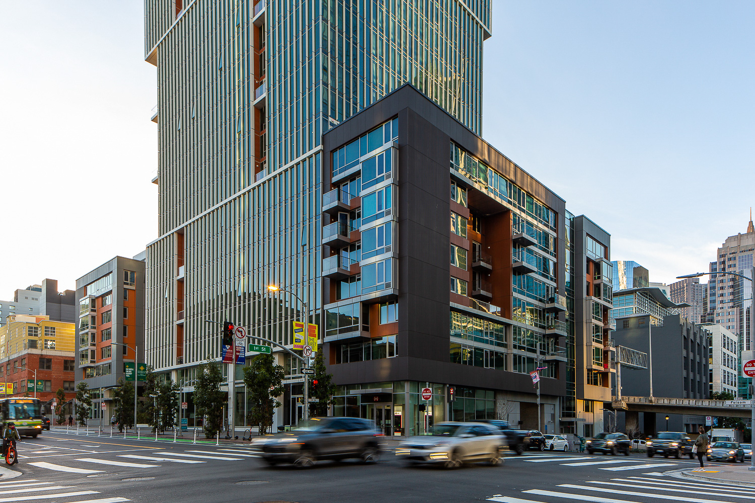 500 Folsom Street podium, image by Andrew Campbell Nelson