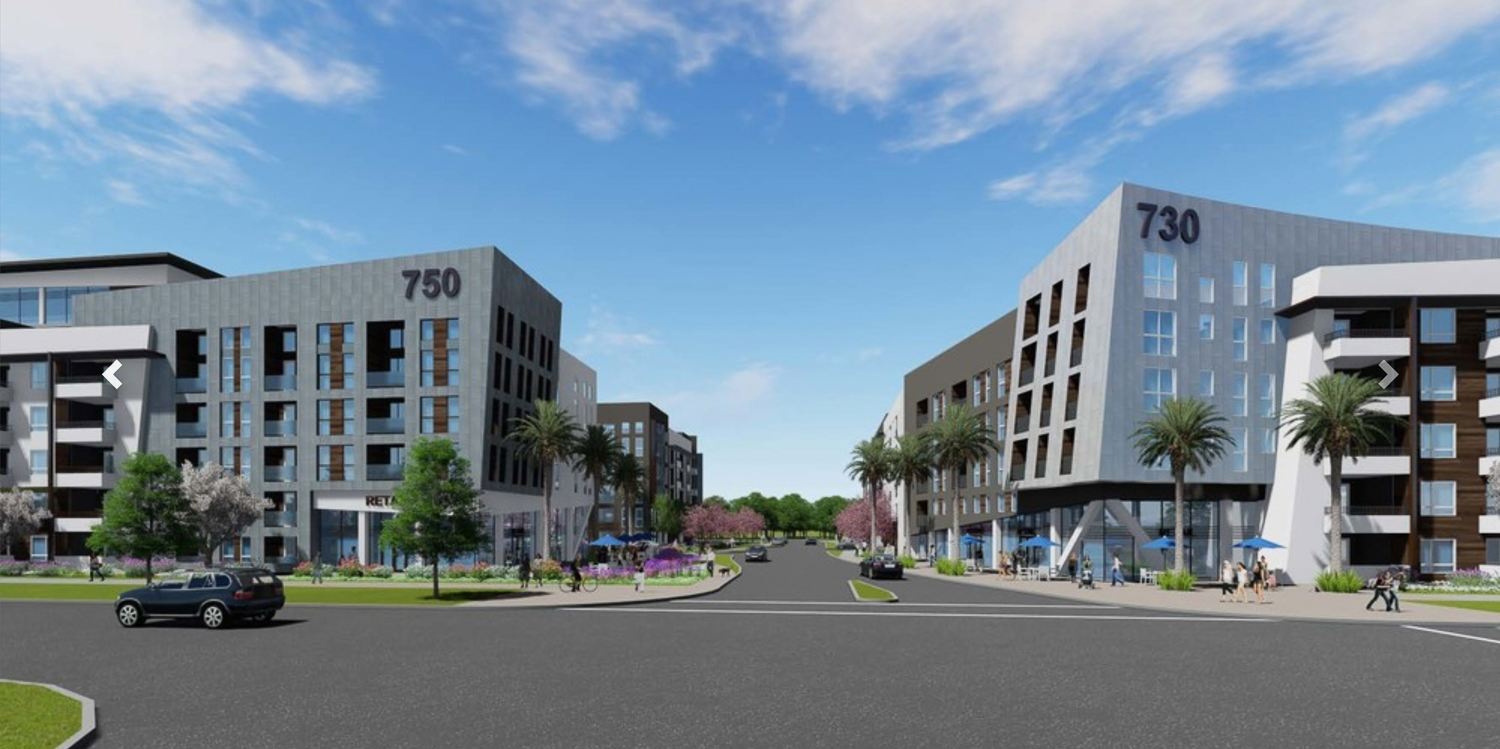 730 and 750 East Capitol Avenue, rendering courtesy Trio Commercial