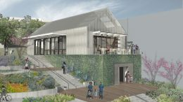 900 Innes Avenue Park concessions, design from GGN