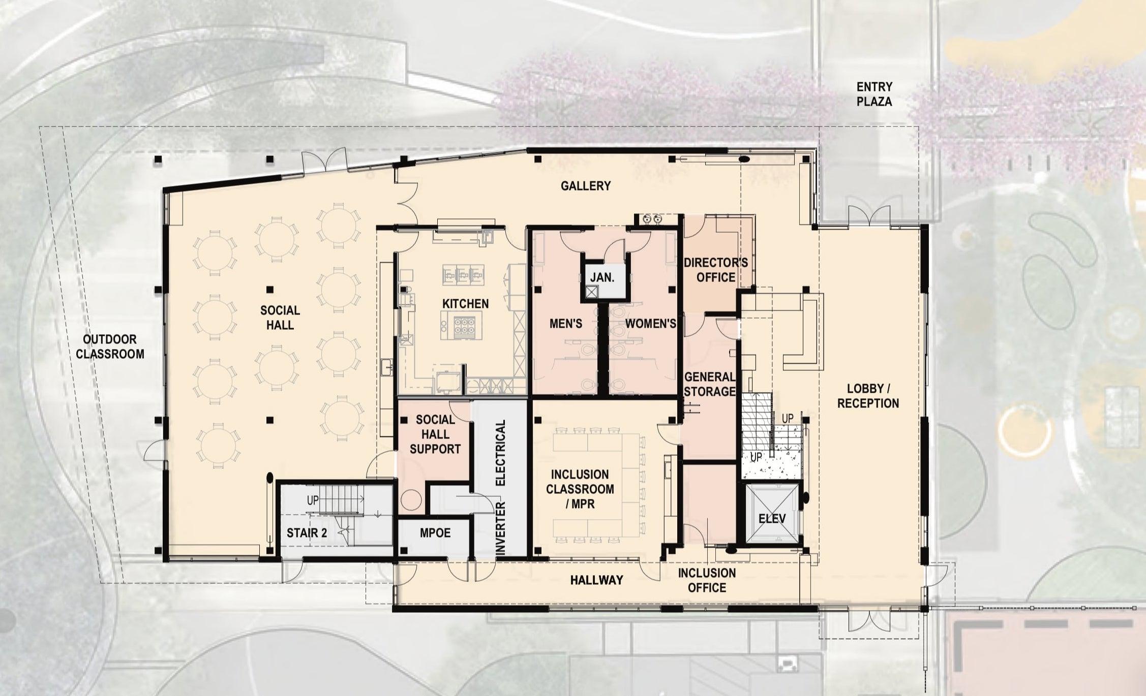 First Floor Community Center