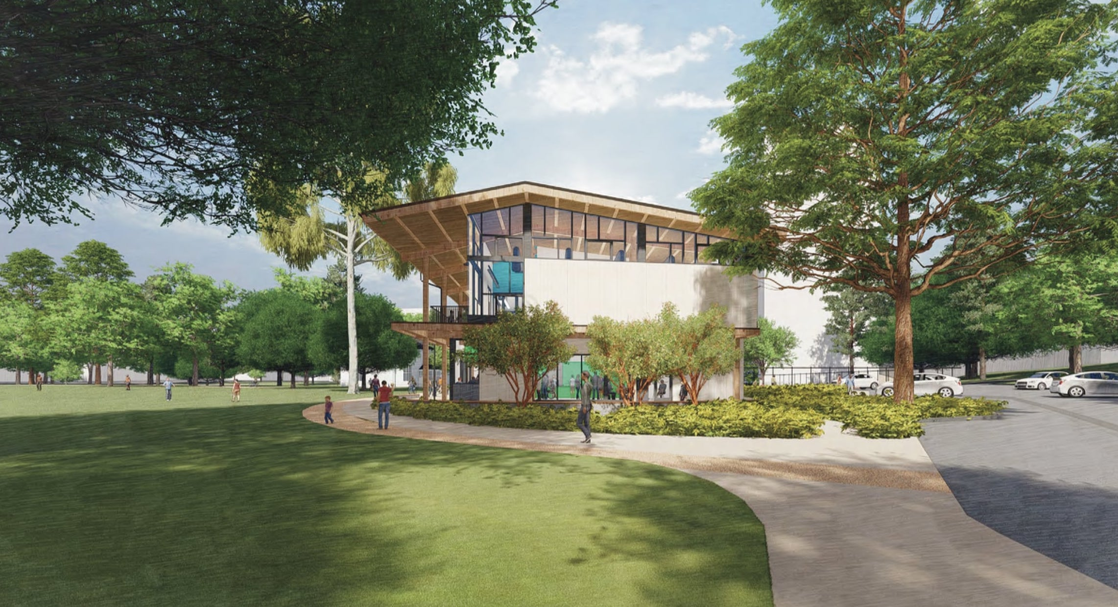 Mosswood Park Community Center