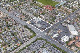 3521 Homestead Road, image via Google Satellite