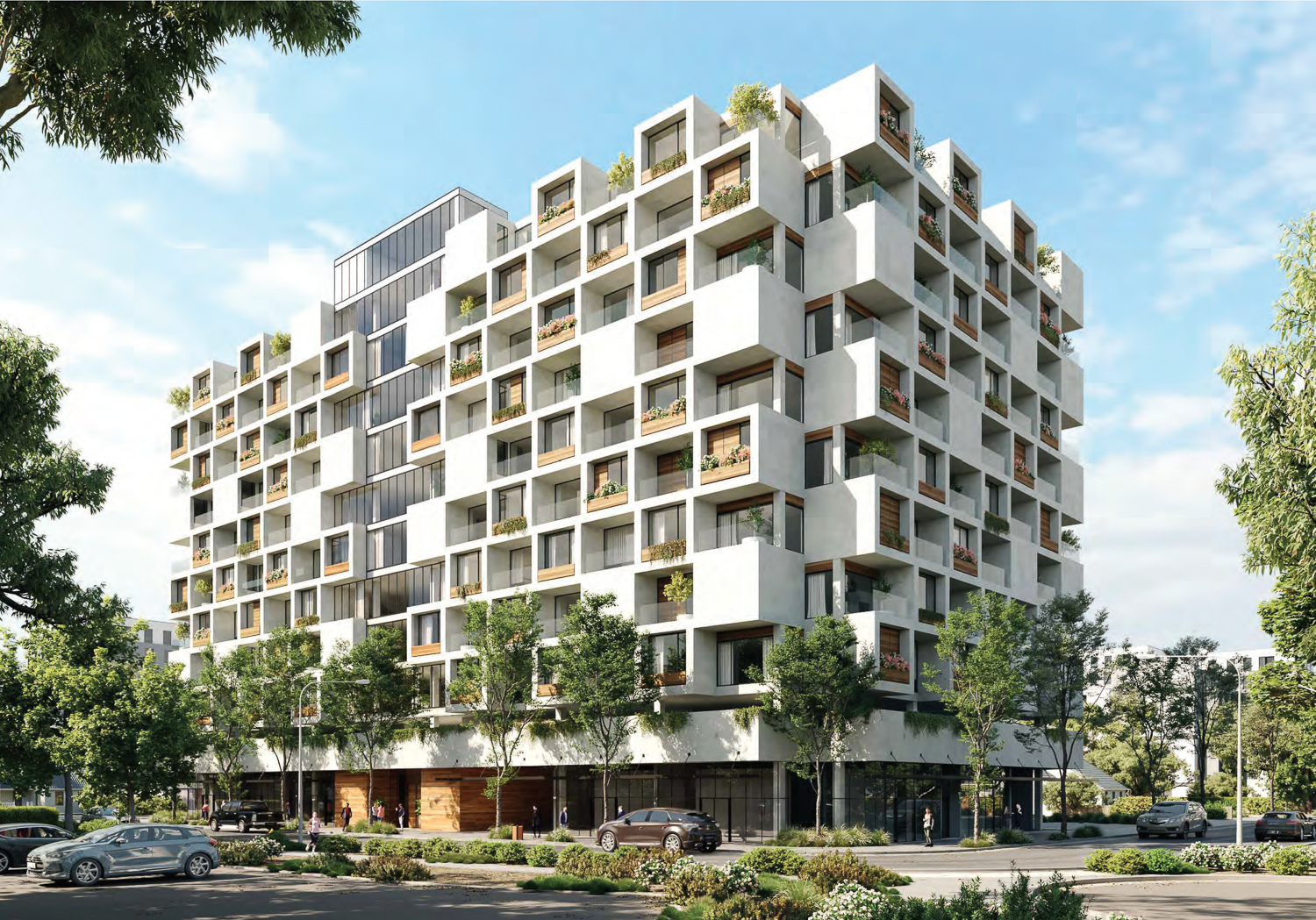 375 South Baywood Avenue, rendering by Carpira Design Group