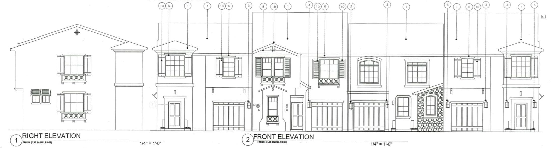 3871 12th Avenue Front Elevation