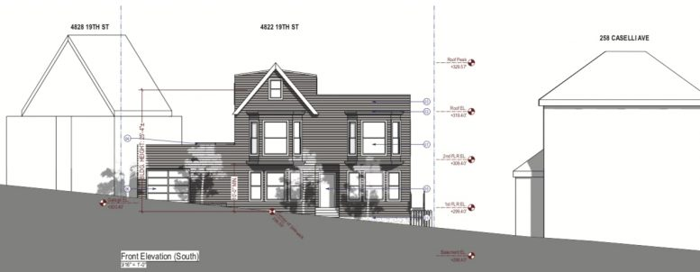 4822 19th Street South Elevation