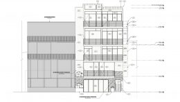 485 Duncan Street Proposed Elevation
