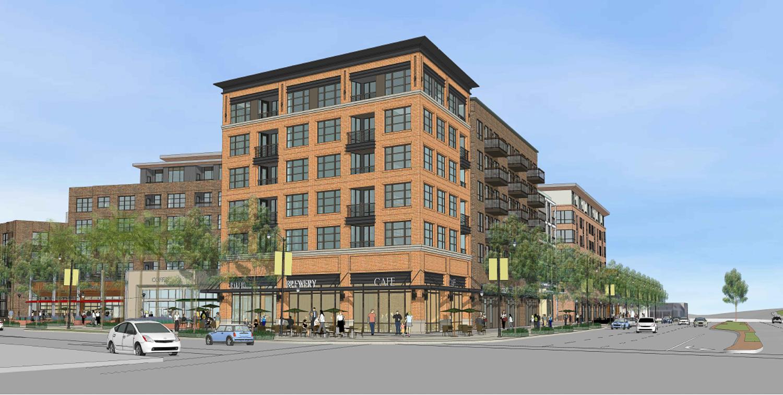 575 Benton Street, design by Studio T Square