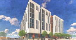 797 South Almaden, rendering via the East Bay Times