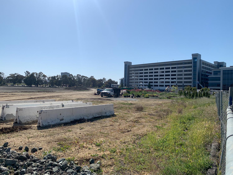 Brokaw Offices phase three site
