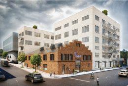 Maclac Building, rendering via Comstock Realty Partners