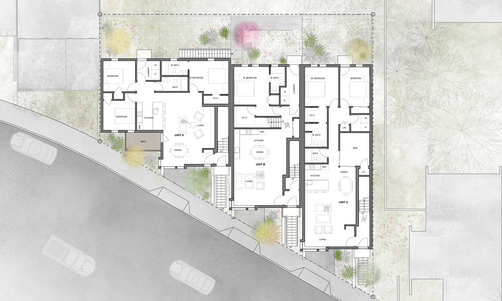 36 Amber Drive, First Floor Plan