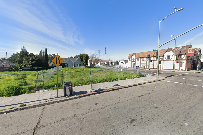 8201 MacArthur Boulevard, image by Google Street View