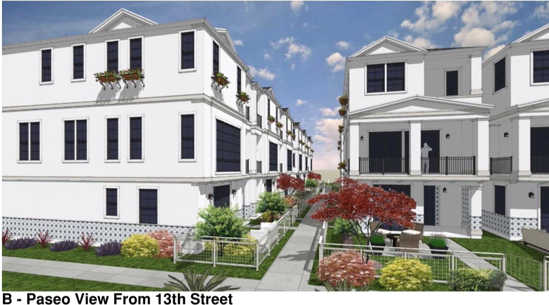 1234 U Street Apartments
