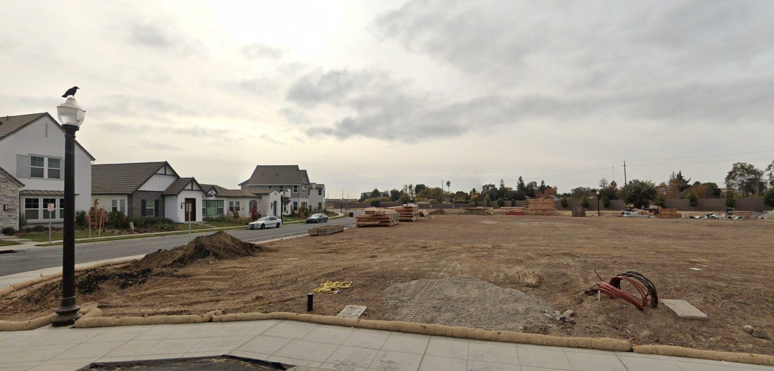 Fifth Avenue Construction Site