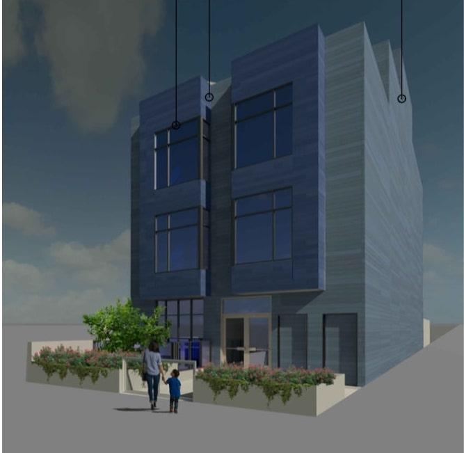 1358 South Van Ness Avenue 3D View