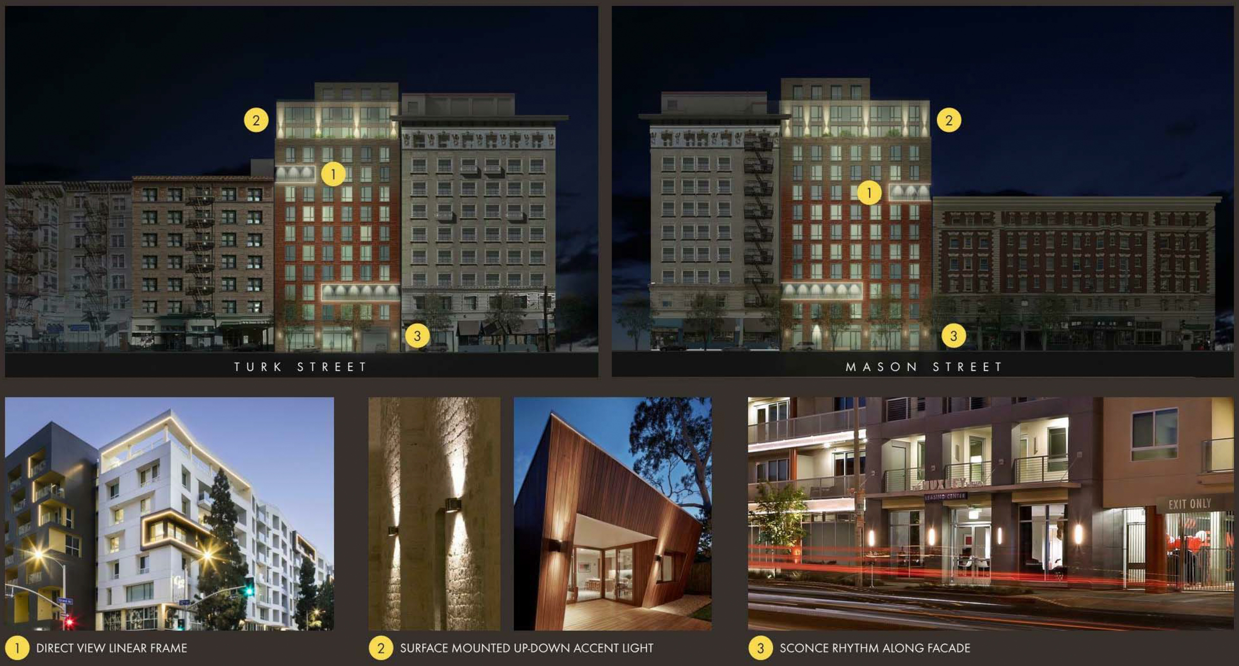 25 Mason Street facade material views, rendering by Arquitectonica