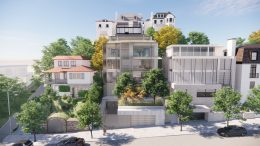 2915 Vallejo Street main view, rendering by Dumican Mosey Architects