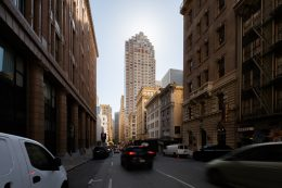 333 Bush Street, image by Andrew Campbell Nelson