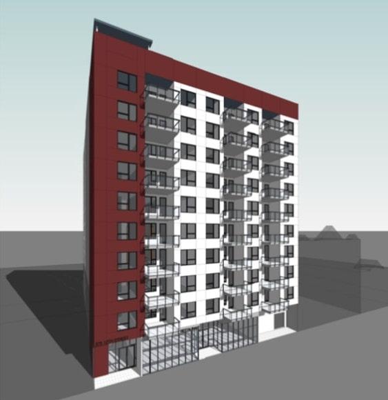 375 12th Street 3D View