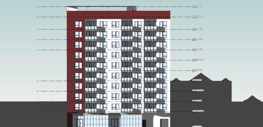375 12th Street Elevation