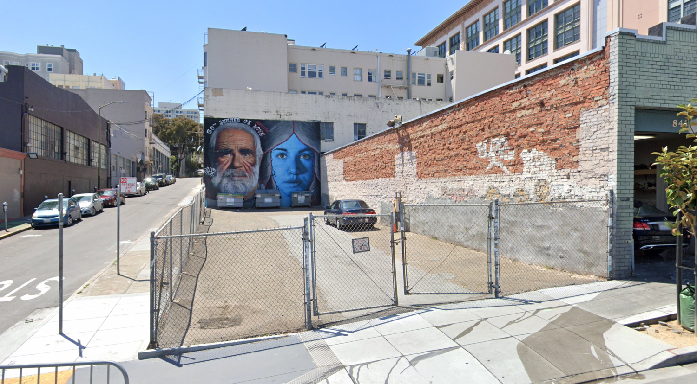 841 Polk Street, image via Google Street View