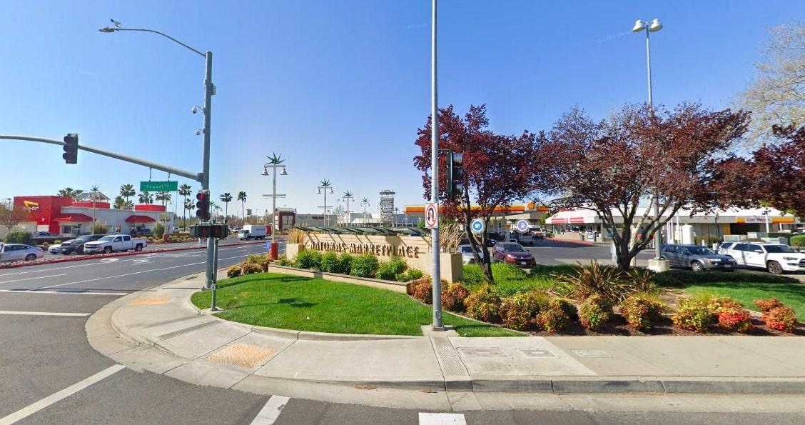 Natoma Marketplace near 3801 Gateway Boulevard