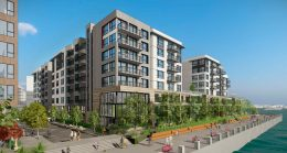 Parcel J at 37 8th Avenue in Brooklyn Basin, design by TSM Architects