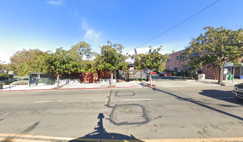 2001 Ashby Street, image via Google Street View