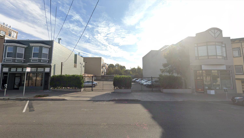 2513 Irving Street, image via Google Street View